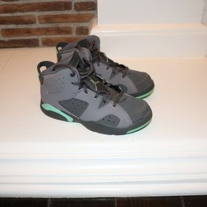 Youth Size Nike Jordans